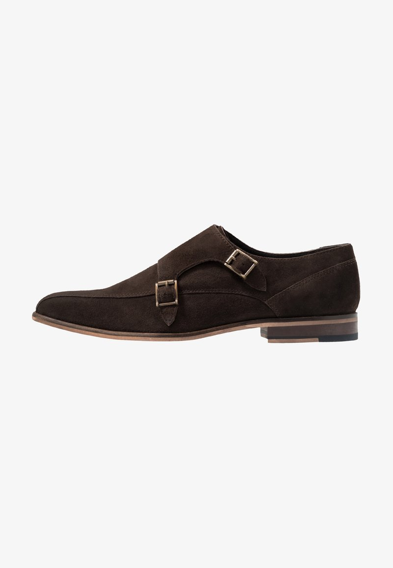 Pier One - Smart slip-ons - brown