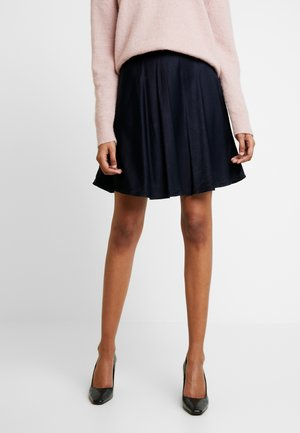ALSOP SHORT SKIRT - A-linjainen hame - night sky