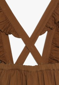 Soft Gallery - DIXIE SKIRT BRACES - A-line skirt - bone brown - 4