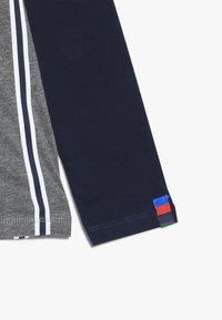 s.Oliver - Long sleeved top - dark grey melange - 2