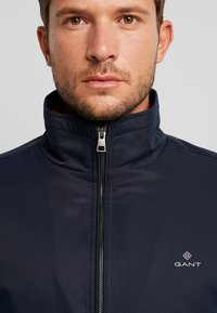 GANT - THE HAMPSHIRE JACKET - Bomber Jacket - navy - 3