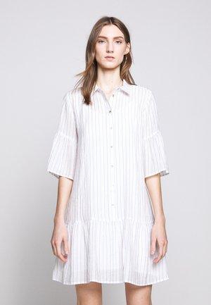 VICKIE BALLY DRESS - Košilové šaty - dream blue/white