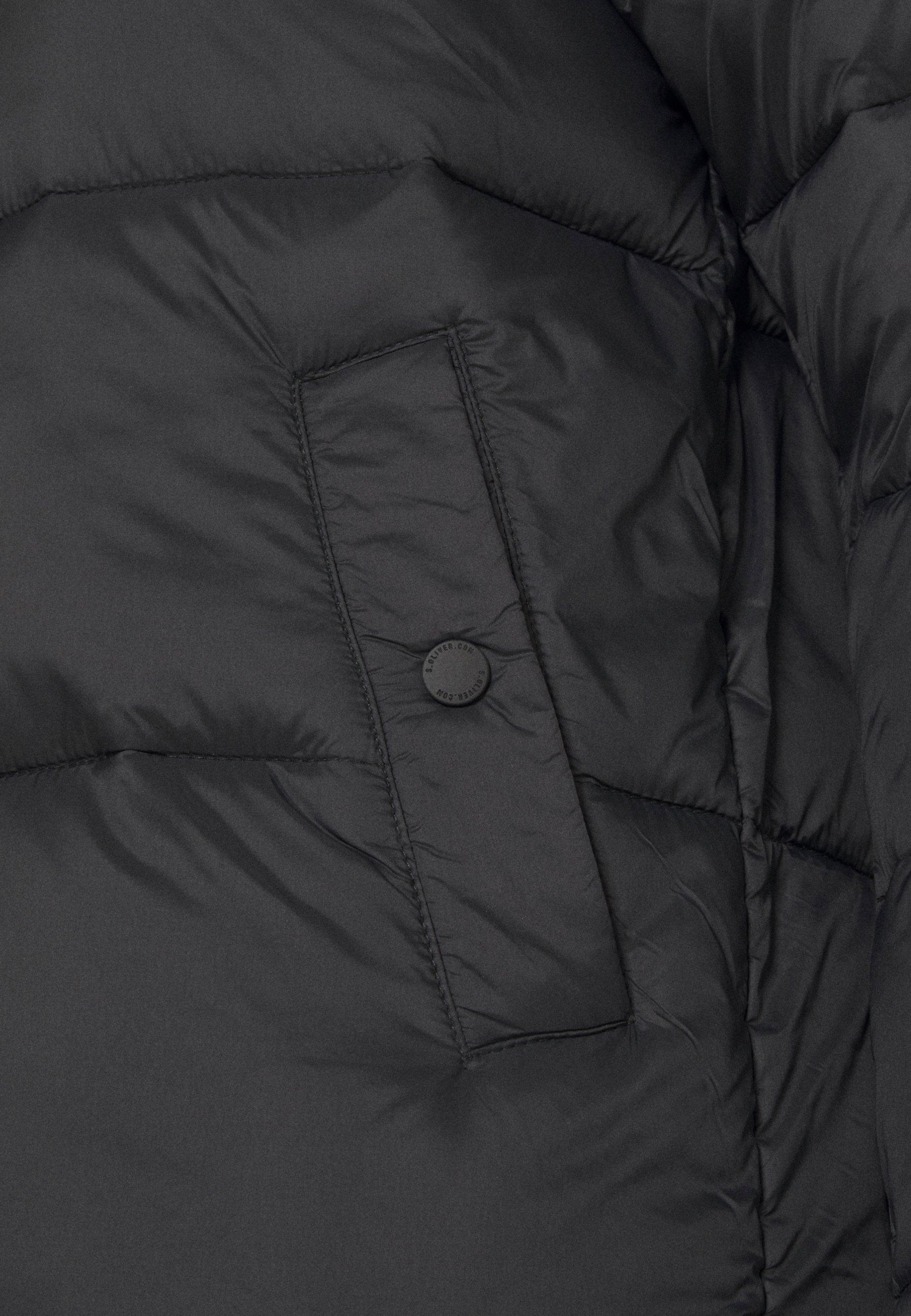Recommend Women's Clothing s.Oliver Winter jacket black eIFHLXtgF