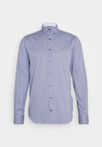 Tommy Hilfiger Tailored - HOUNDSTOOTH CLASSIC - Camisa elegante - blue - 3