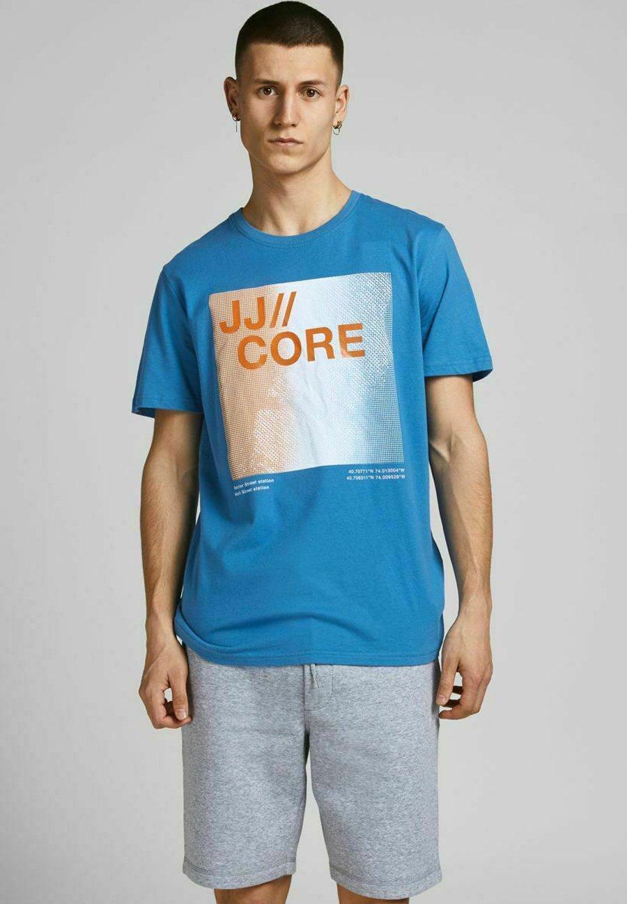 Herrer JCORAZ TEE SS CREW NECK STS - T-shirts print