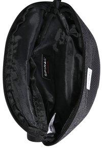 Spiral Bags - HARVARD - Ledvinka - black glamour - 5