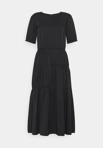 PCGIANA DRESS - Day dress - black