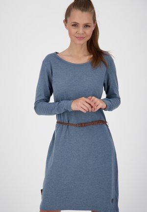 ELLI - Jersey dress - nightblue