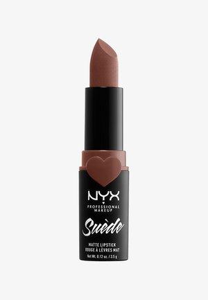 SUEDE MATTE LIPSTICK - Lipstick - 4 free spirit