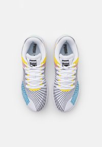 Puma - CLYDE ALL PRO - Basketball shoes - white/blue atoll - 3