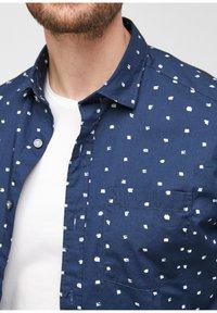 s.Oliver - KURZARM - Shirt - blue - 8