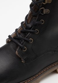 Bisgaard - MAIA - Lace-up ankle boots - black - 5
