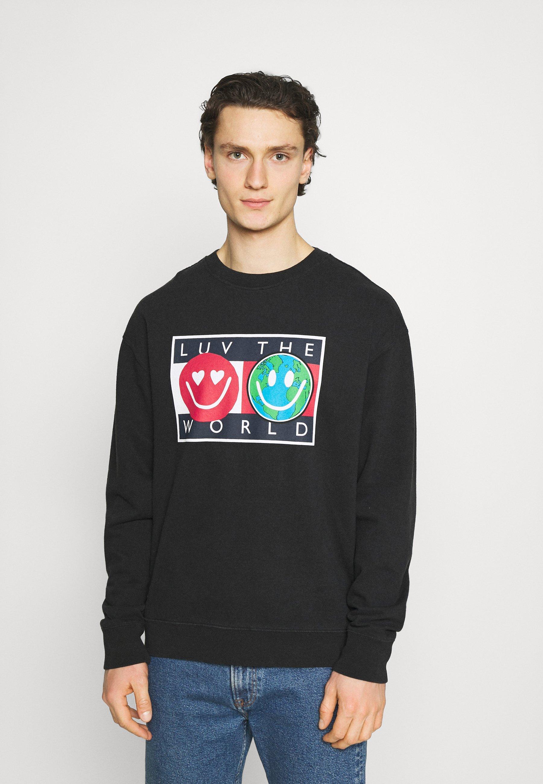 Women LUV THE WORLD CREW  - Sweatshirt