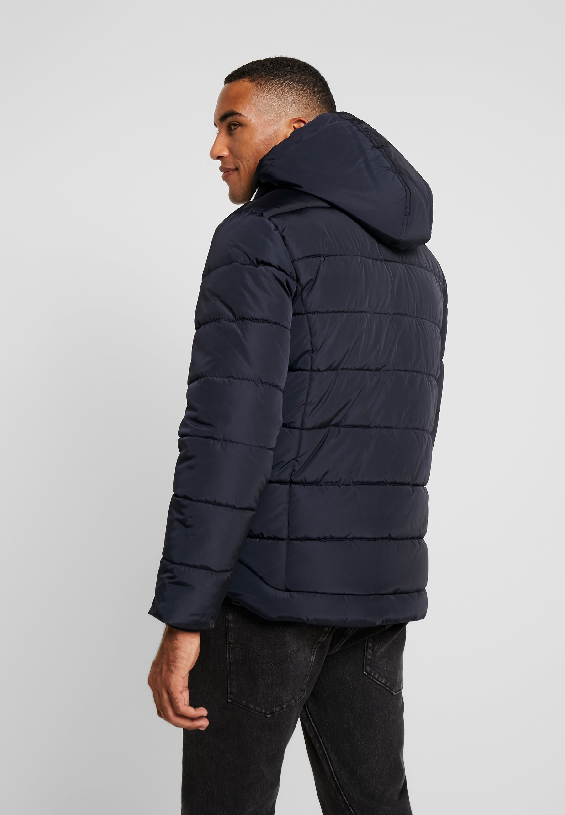 Inexpensive Wholesale Blend OUTERWEAR - Winter jacket - dark navy blue | men's clothing 2020 cU7dV