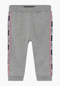 Guess - ACTIVE BABY SET - Tracksuit - light heather grey - 2