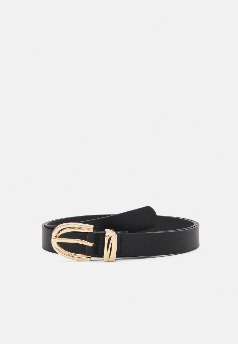 Fire & Glory - FGMILAGROS BELT  - Belt - black/gold-coloured