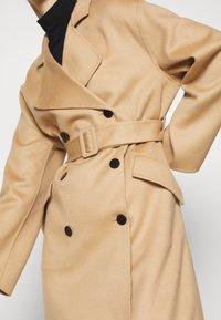 Theory - BELT COAT LUXE - Classic coat - palomino - 5