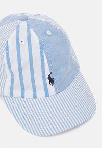 Polo Ralph Lauren - BASEBALL APPAREL ACCESSORIES HAT UNISEX - Kšiltovka - blue - 3