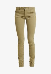 Pepe Jeans - KATHA - Spodnie materiałowe - brown olive - 5