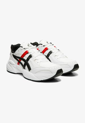 GEL-BND - Stabilty running shoes - white/classic red