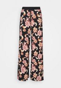 Lauren Ralph Lauren - Trousers - black/multi - 4