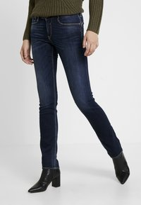 Le Temps Des Cerises - PULP REG - Straight leg jeans - blue - 0