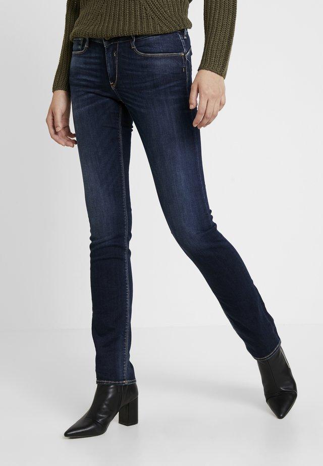PULP REG - Jeansy Straight Leg - blue