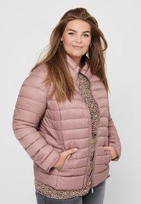 ONLY Carmakoma - Winter jacket - burlwood - 4