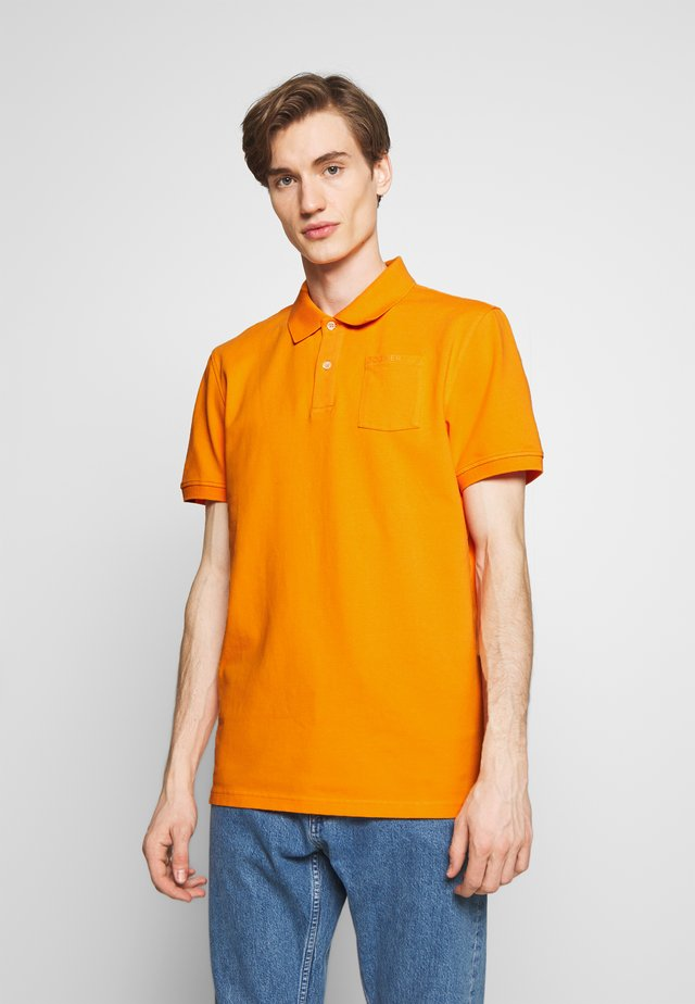 FION - Polo shirt - orange