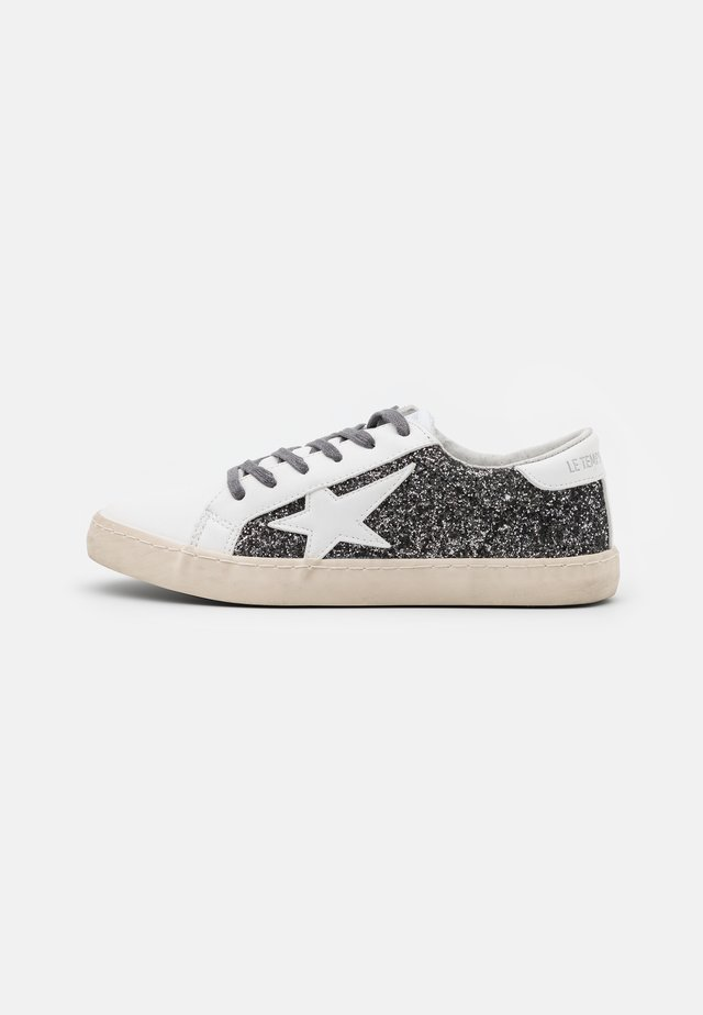 CITY - Sneakers laag - glitter grey