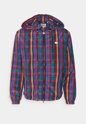 UNISEX - Tunn jacka - purple/multi-coloured