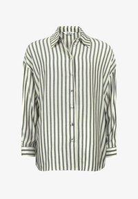 Ro&Zo - Button-down blouse - black - 4