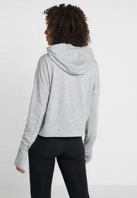 Nike Performance - SPHR ELMNT - Kapuzenpullover - particle grey/grey fog/silver - 2