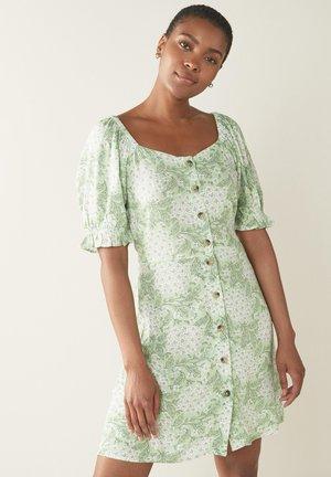 Robe fourreau - green