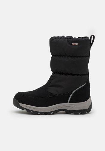 VIMPELI UNISEX - Winter boots - black