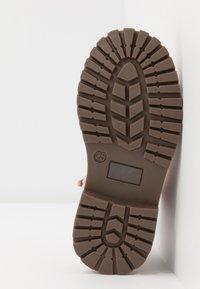 Friboo - Šněrovací kotníkové boty - lilac - 5