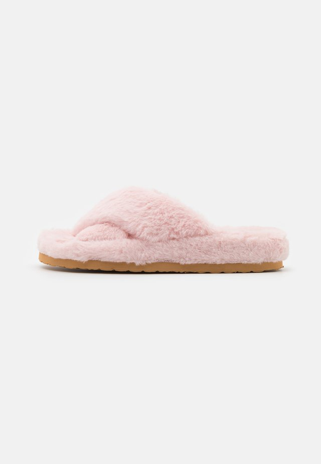 FUZED - Pantoffels - pink