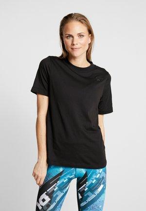 EASY TEE - T-Shirt basic - black