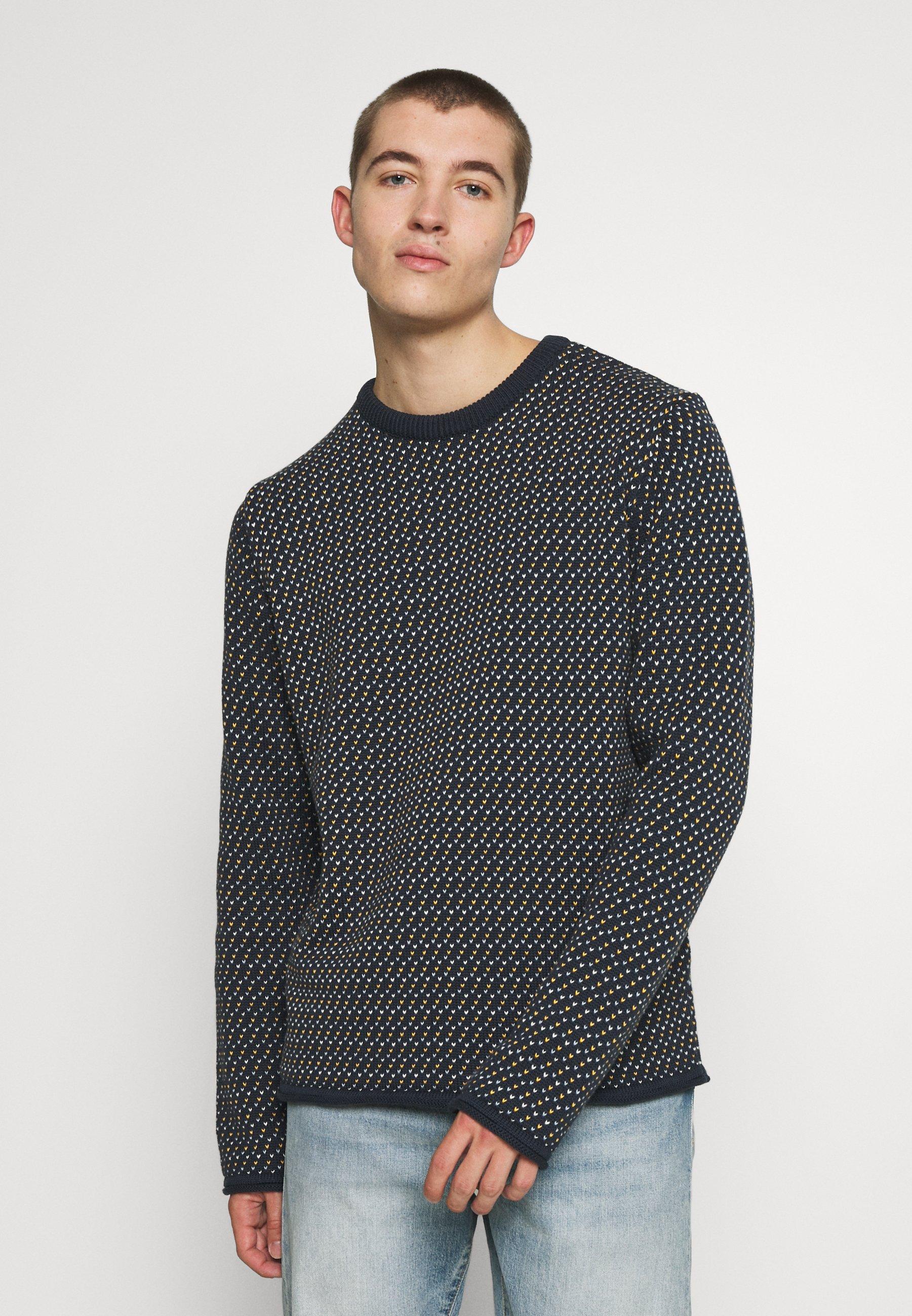 Homme VALLEY CREW NECK - Pullover