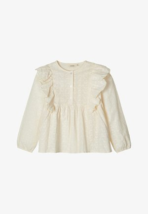 Blouse - turtledove
