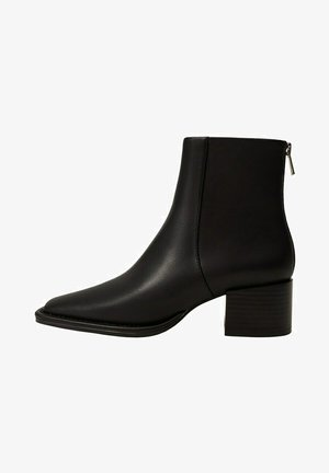 Classic ankle boots - svart