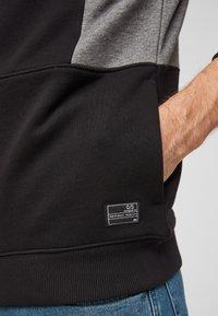 Q/S designed by - Zip-up sweatshirt - black - 5