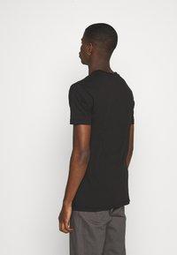 Nominal - MIKE TYSON TEE - Print T-shirt - black - 2