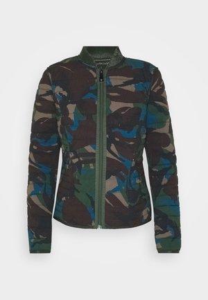 VERA REVERSIBLE JACKET - Light jacket - olive/khaki
