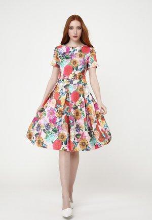 Day dress - rosa/multi coloured