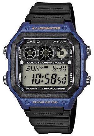 AE-1300WH-1AVEF - Digitaal horloge - schwarz/blau