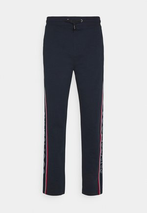 Shane - Tracksuit bottoms - dark blue