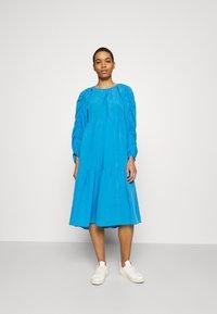 ARKET - DRESS - Day dress - bright blue - 0