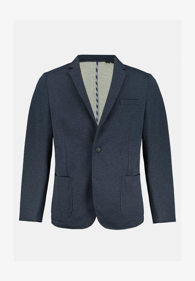 GRANDES TAILLES - Blazer - bleu marine foncé chiné