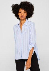 edc by Esprit - Button-down blouse - light blue - 0